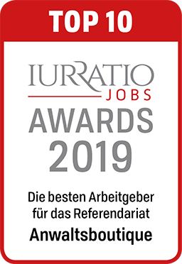 Iurratio Jobs Awards 2019