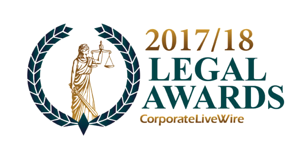 Legal Awards 2017/2018